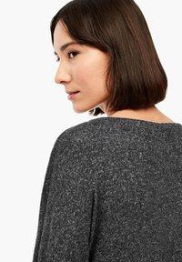 s.Oliver - Long sleeved top - dark grey - 4