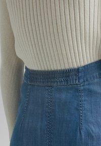 Esprit - Denim skirt - blue medium washed - 8