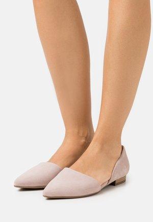 TIPPI - Ballet pumps - mauve