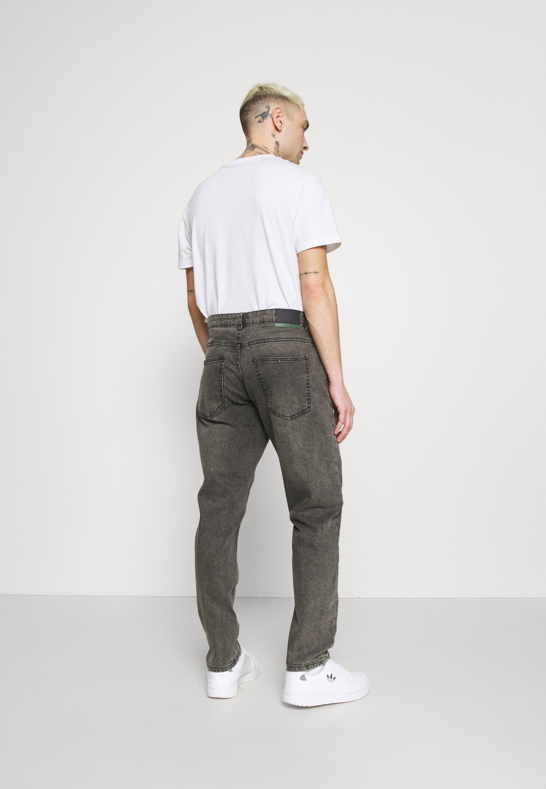 Men NEPARIS GREY - Slim fit jeans