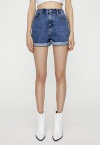 PULL&BEAR - Jeans Shorts - blue - 6
