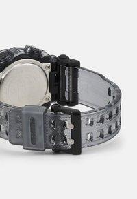 G-SHOCK - BLACK SKELETON GA-900SKE UNISEX - Digital watch - transparent black - 1