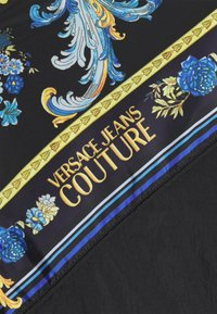 Versace Jeans Couture - CRINKLE  - Veste mi-saison - black - 7