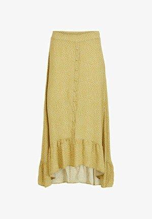Maxi skirt - khaki