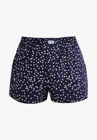 Lousy Livin Underwear - DOTS - Boxer - navy - 3