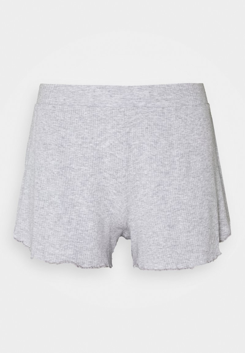 aerie - REAL FREE BOXER - Pyjama bottoms - medium heather grey