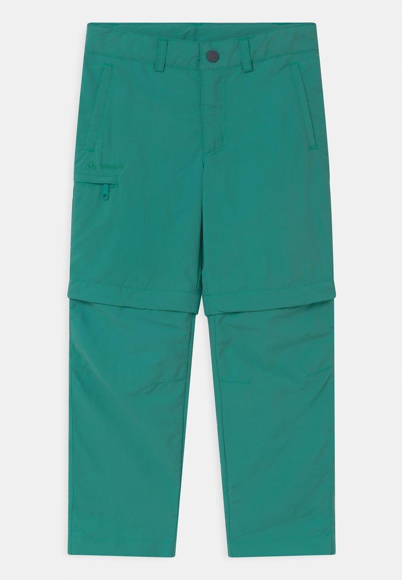 Vaude - DETECTIVE 2-IN-1 UNISEX - Cargo trousers - riviera