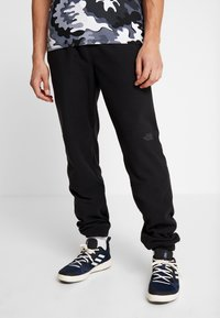 The North Face - GLACIER PANT - Träningsbyxor - black - 0