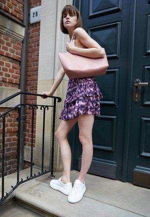 SMALL ZIP TOTE - Tote bag - confetto