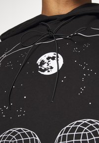 Night Addict - HEAD UNISEX - Hoodie - black - 5