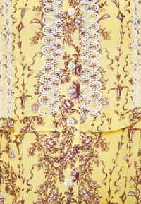 sandro - Maxi dress - jaune - 2