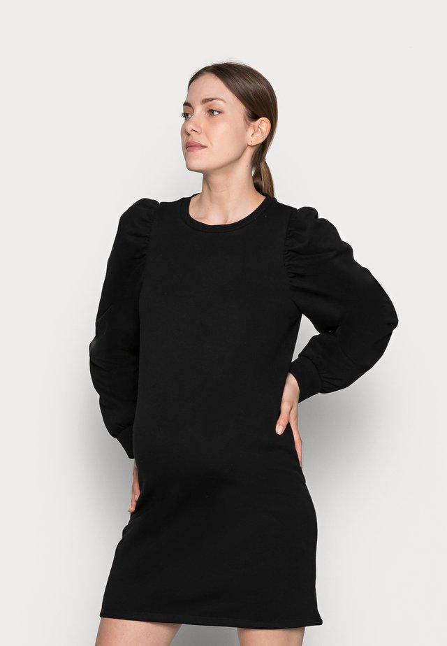 PCMJASSI DRESS - Korte jurk - black