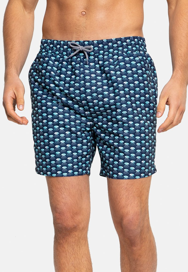 Threadbare - KILDARE - Swimming shorts - navy