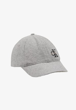 MONOGRAM BASEBALL - Gorra - grey