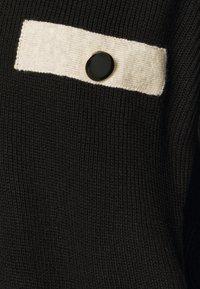 Trendyol - SIYAH - Cardigan - black - 2