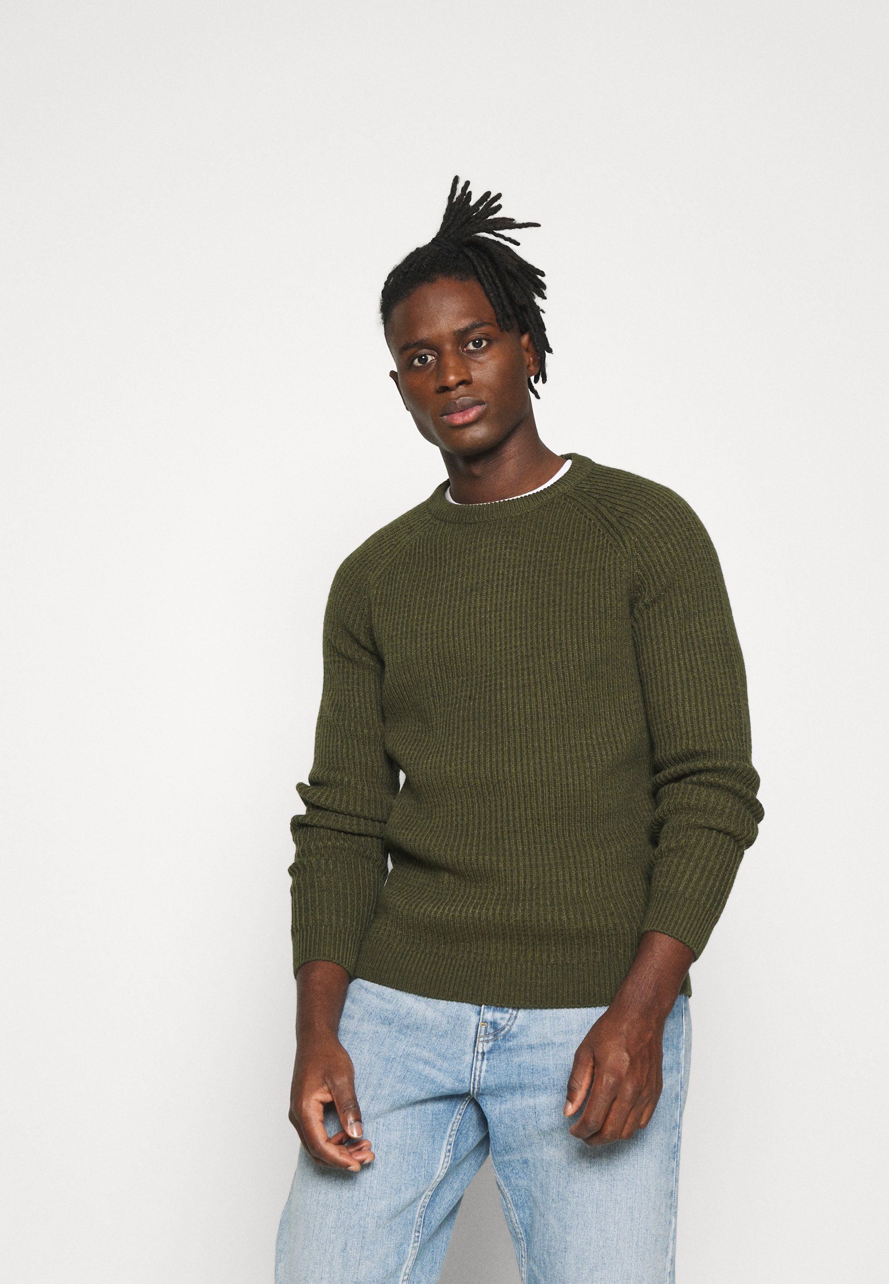 Homme VALLEY CABLE - Pullover