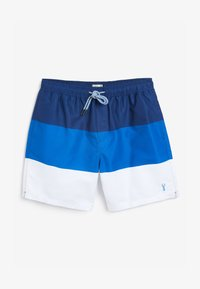 Next - 2 PACK - Swimming shorts - blue - 0