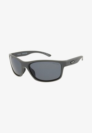 FRONTIER - Sports glasses - matt grey