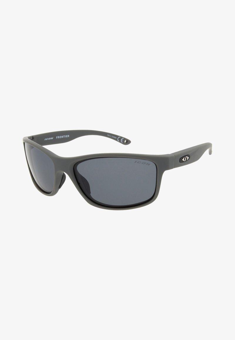 Icon Sport - FRONTIER - Sportbril - matt grey