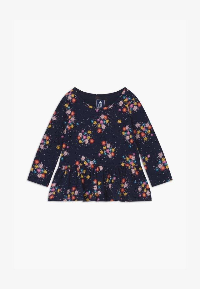 TODDLER GIRL  - Maglietta a manica lunga - navy