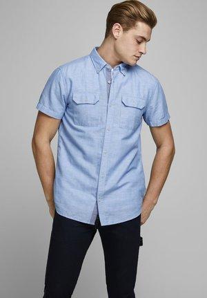 Shirt - dusk blue