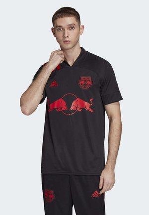 NEW YORK RED BULLS HOME JERSEY - Squadra - black