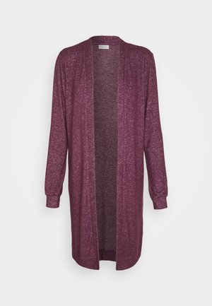 VIRULI KNIT CARDIGAN - Cardigan - winetasting