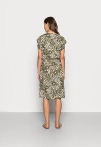 Saint Tropez - TISHA DRESS - Day dress - army green - 2