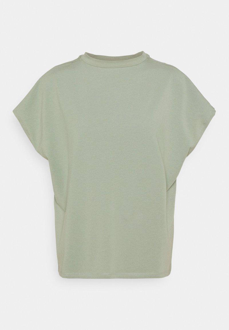 Noisy May - NMHAILEY - Basic T-shirt - slate gray
