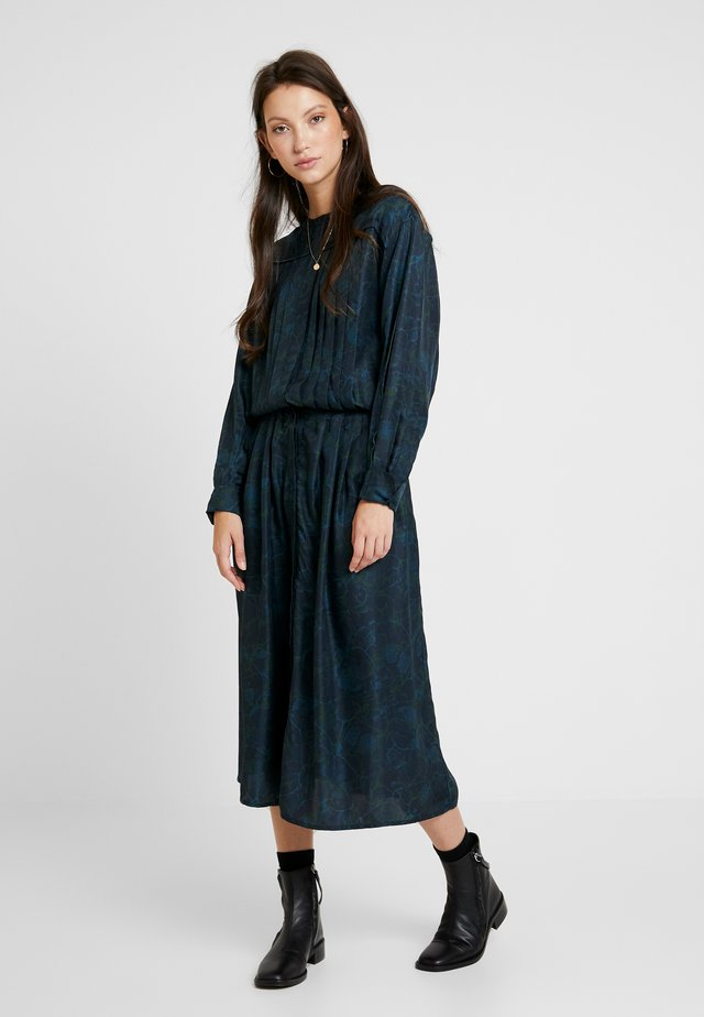 GLORIA - Shirt dress - ardoise