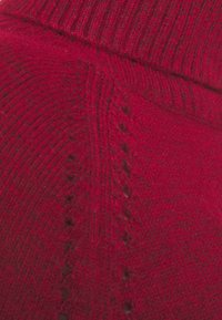 GAP - BRUSHED SUPERSOFT - Jumper - cinnabar red - 2