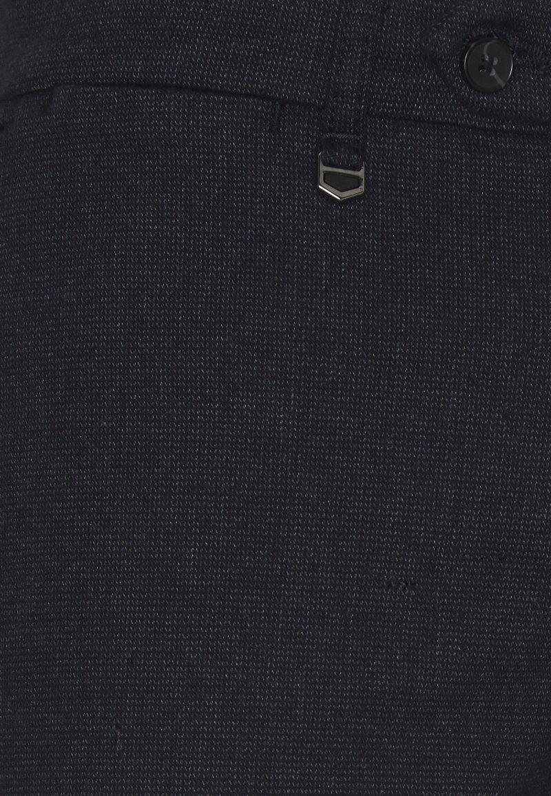 Antony Morato PANT SKINNY BRYAN - Stoffhose - dark blue/dunkelblau uHQlsq