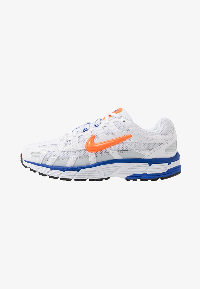 Nike Sportswear - P-6000 - Sneakers basse - white/hyper crimson/racer blue/black/pure platinum