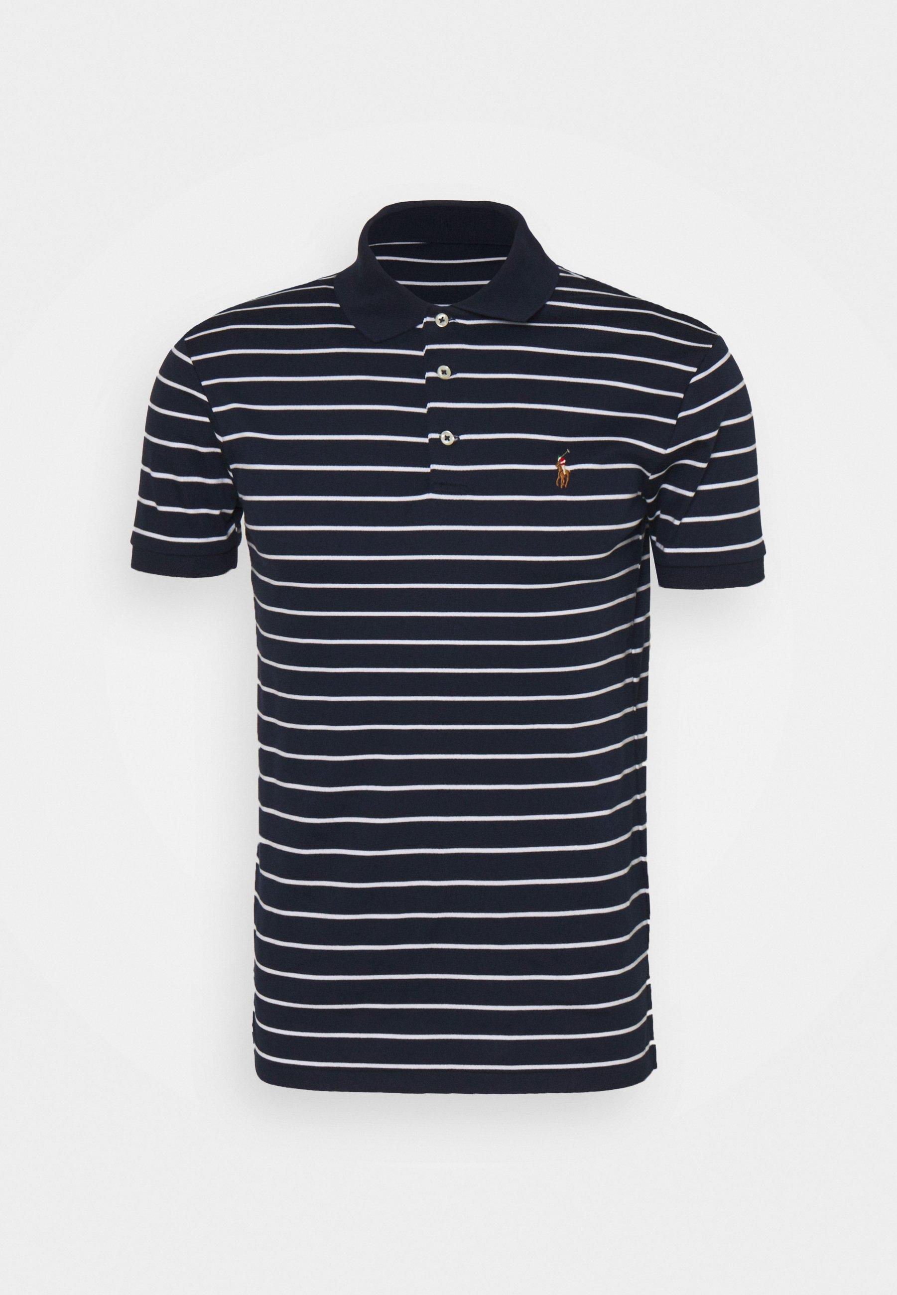 Men SLIM FIT INTERLOCK POLO SHIRT - Polo shirt