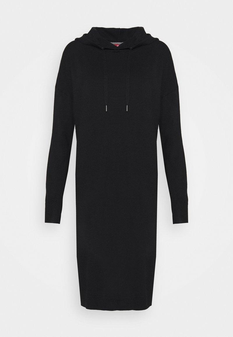 s.Oliver - Jumper dress - black