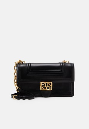 LOGO CLASSIC ICON CLASSIQUE - Handbag - black