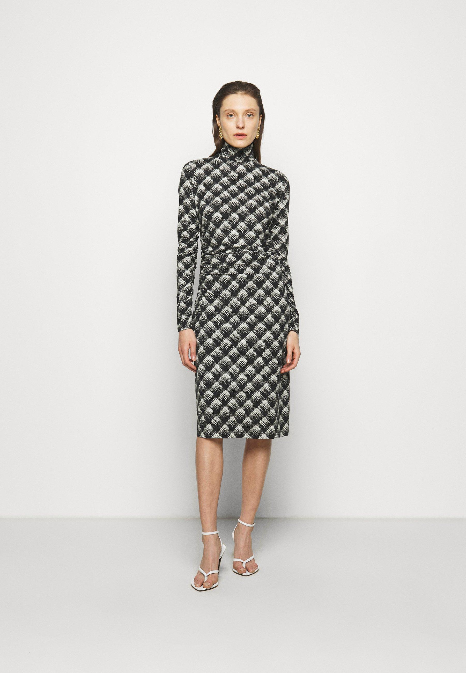 Women SHEER DRESS - Jersey dress