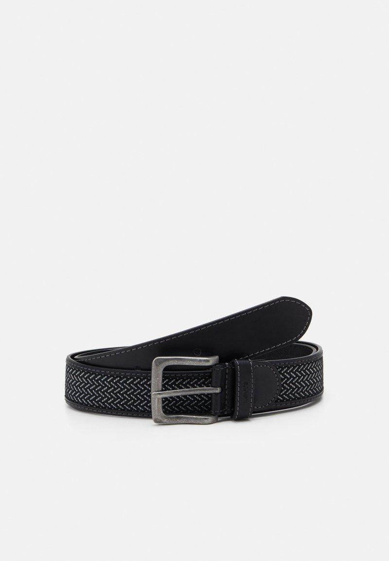 Levi's® - SURCINGLE BELT - Pásek - black