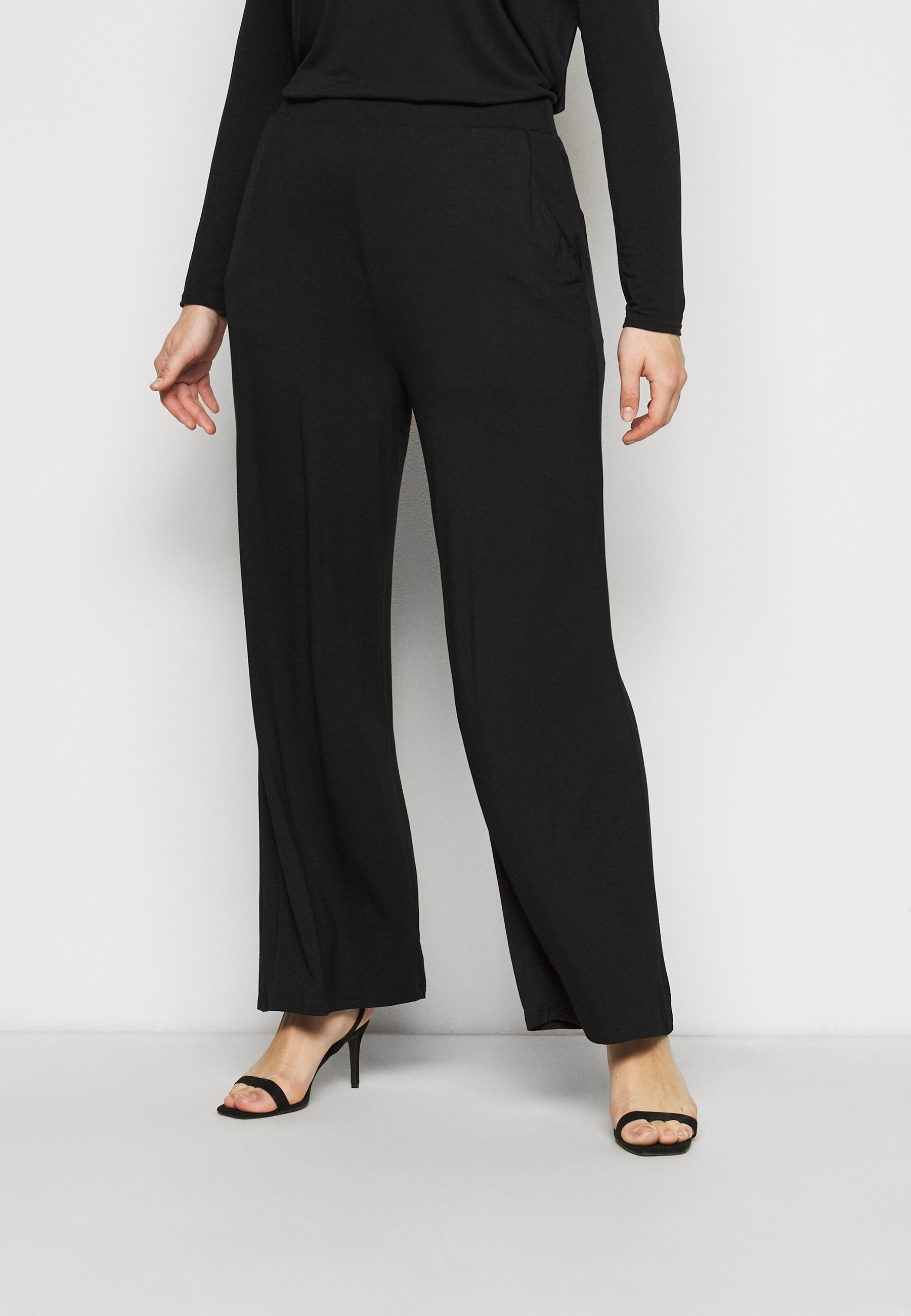 Donna WIDE LEG TROUSERS REGULAR - Pantaloni sportivi