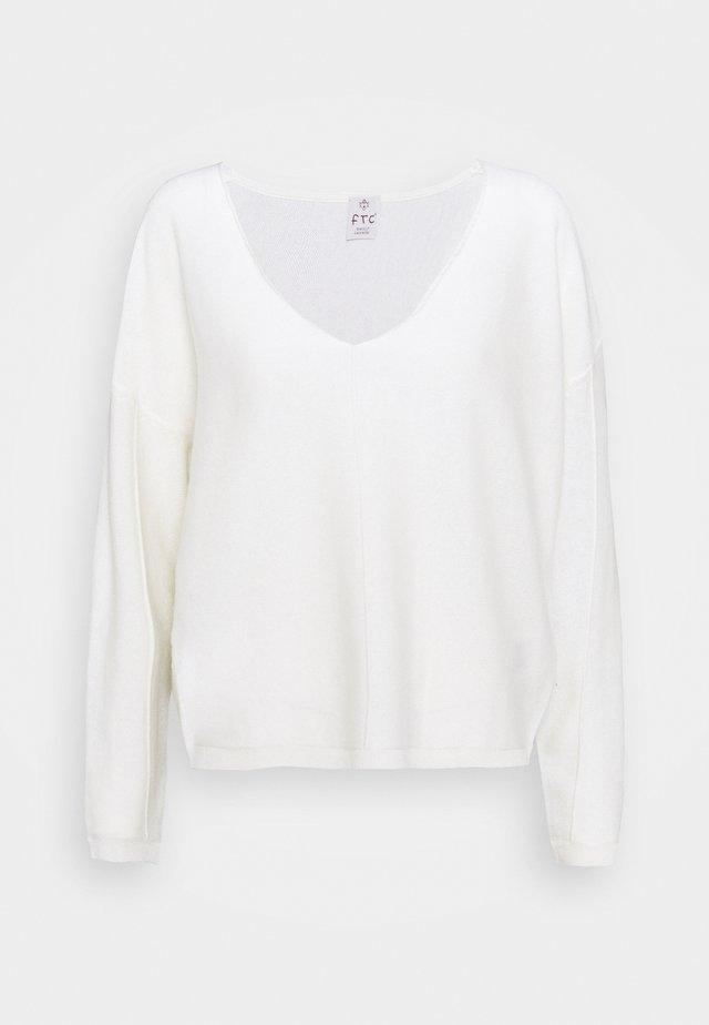 Trui - pristine white