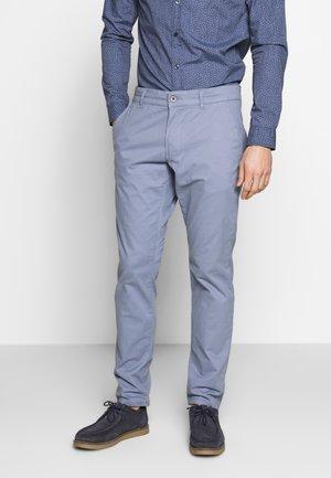 Pantalones chinos - blue lavender
