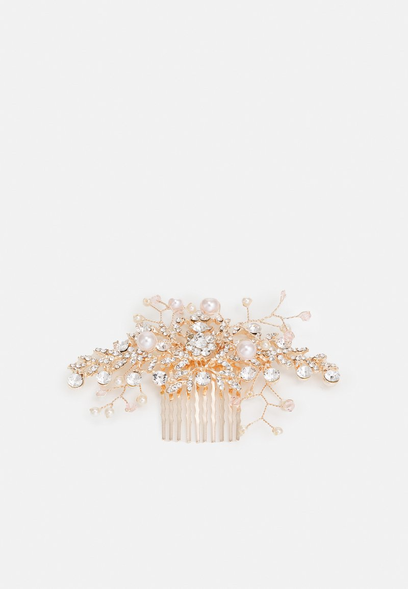 ALDO - MULLENDER - Hair styling accessory - clear & pearl on rose gold-coloured