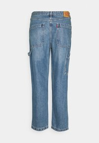 Levi's® - TAPERED CARPENTER - Jeans relaxed fit - med indigo - 6
