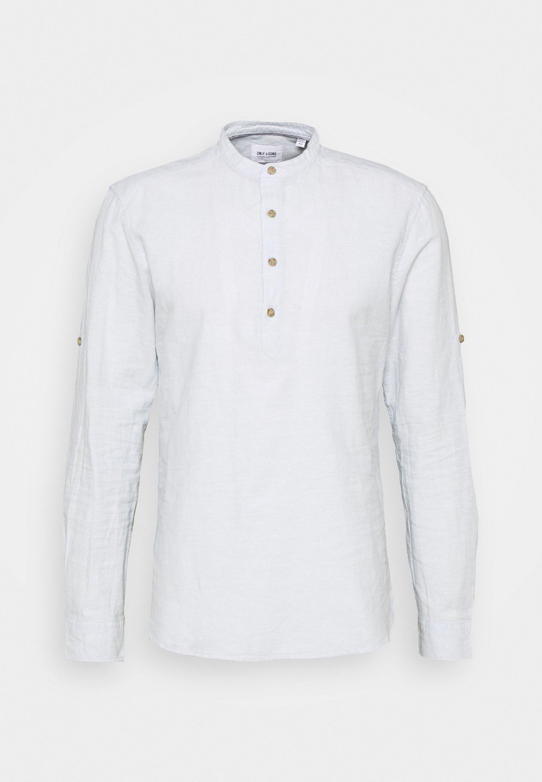 Herren ONSCAIDEN HALF PLACKET - Hemd