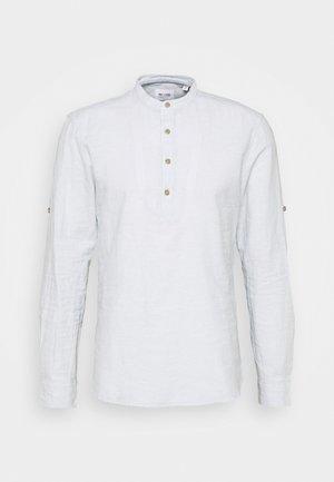 ONSCAIDEN HALF PLACKET - Košile - cashmere blue