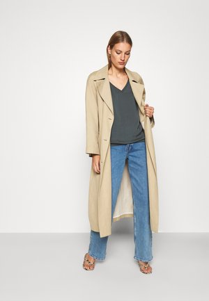 VINNIE - Bluser - dark dusty khaki