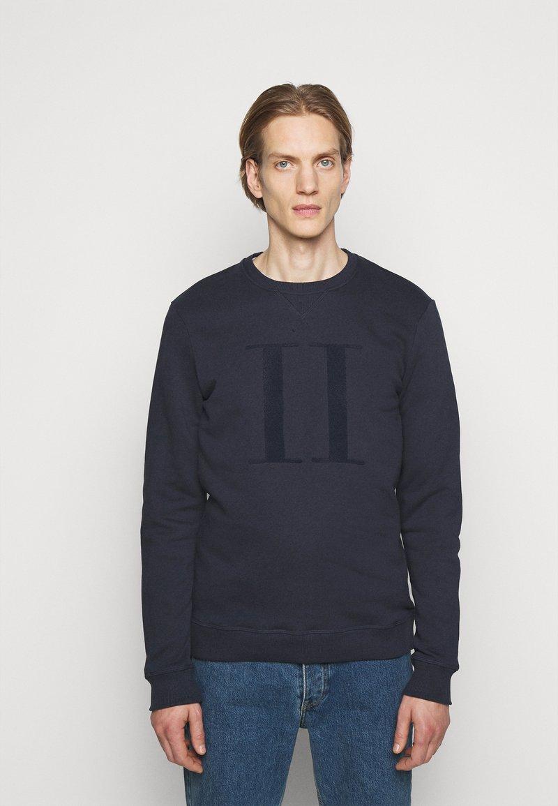 Les Deux - ENCORE - Sweatshirt - navy