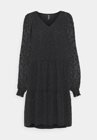 PCNUTSI DRESS - Vestito estivo - black