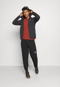 Arc'teryx - KYANITE LT HOODY MENS - Fleece jacket - black - 1
