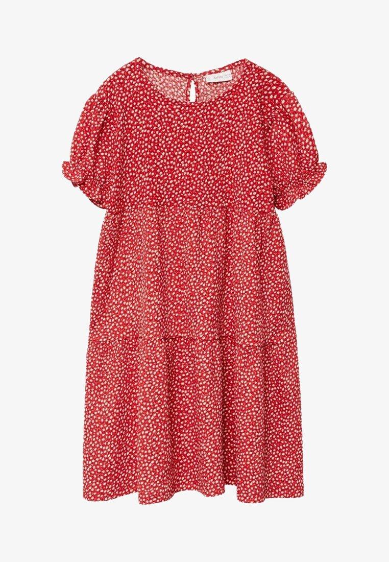 Mango - ROVI-I - Robe d'été - rouge